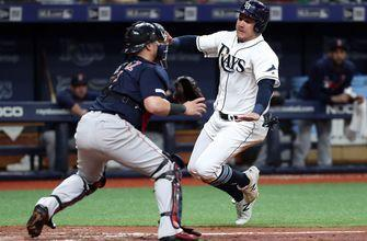 Rays drop series opener in 6-4 loss to Red Sox