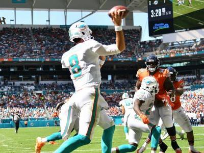 Dolphins defeat Bears in overtime with 47-yard field goal
