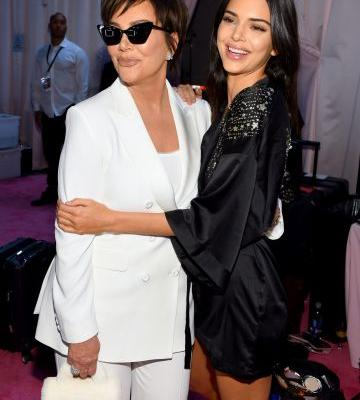 Kendall Jenner's Reaction To Kris Jenner's Mother's Day Instagram Snub Is So Funny