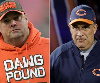 Browns hire Kitchens, Broncos land Fangio as NFL jobs go fast