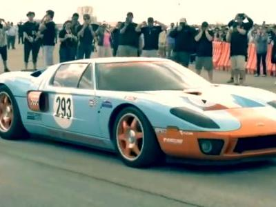 This Ford GT Has Become The First Road-Legal Car To Hit 300 MPH