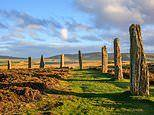 Why writer RICHARD ADDIS is dreaming of the Orkney Islands