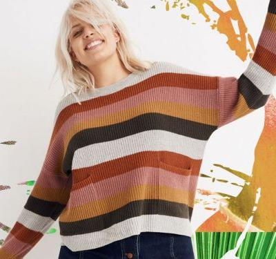 16 Cozy Knits That Prove Summer Is So Last Season