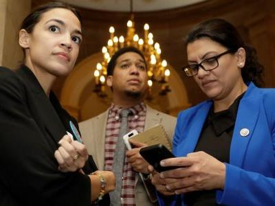 ' WheresMitch?': Alexandria Ocasio-Cortez and other freshmen Democrats are moving blame for the shutdown from Trump to Mitch McConnell