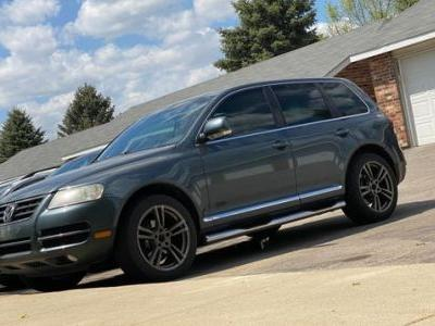I Bought One Of The Cheapest Running Volkswagen Touaregs On Facebook Marketplace To Drive Across The Country