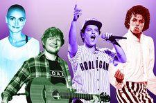 Chart Beat Podcast: The Hot 100's All-Time Top 100 Hits, Nos. 100-76, From Ed Sheeran to Michael Jackson & More
