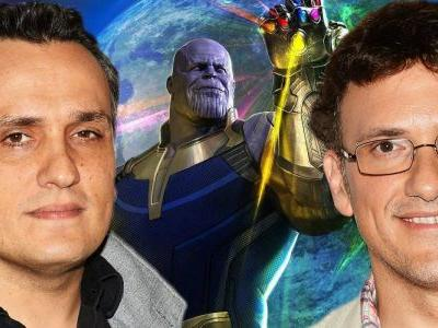 Russos Explain Why Infinity War & Avengers 4 Didn't Film at the Same Time