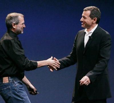 Bob Iger: If Steve Jobs Were Alive, We Would Likely Have Combined Apple and Disney