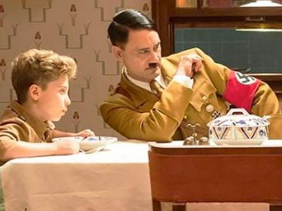Taika Waititi Is Hitler in New Jojo Rabbit Photo