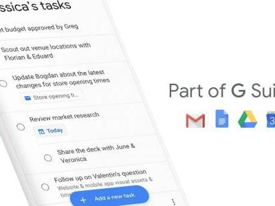 Google Tasks is a new standalone to-do app for Android, integrates w/ Gmail and Calendar