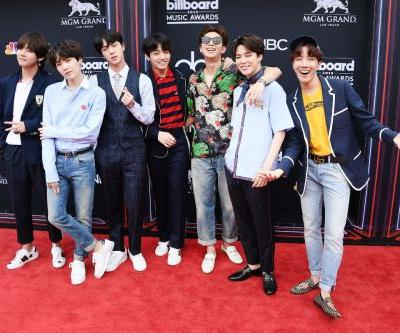 BTS Gave Us The Best Red-Carpet Walk, and 7 Days Worth of Outfit Inspo