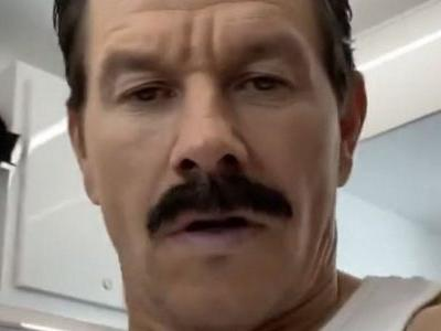 Mark Wahlberg Is a Mustachioed Sully in Uncharted Movie First Look