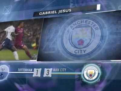 5 things. Jesus helps Man City to Premier League title