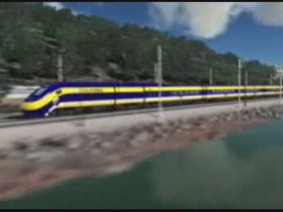 Trump administration wants California to give back high-speed rail money