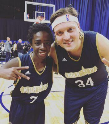They Said Indie Rock Was Dead but Win Butler Put Up a Double-Double in Last Night's Celebrity All-Star Game