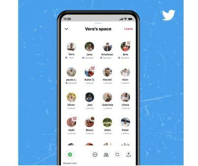Twitter Spaces now available for those with more than 600 followers
