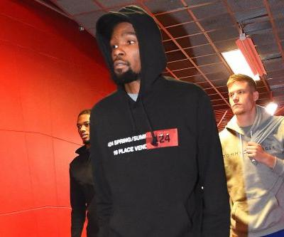 NBA Finals: Kevin Durant's return may finally be here