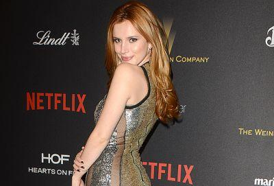 Bella Thorne Shows What Not To Do After a Chemical Peel