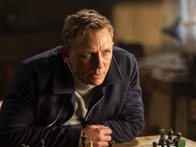 An Update On Daniel Craig's Bond 25 Injury