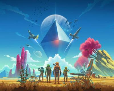 'No Man's Sky' finally will finally get multiplayer in July