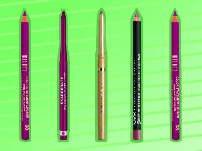 The 5 Best Drugstore Lip Liners