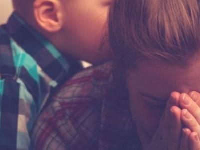 This Is What It Means To Be A Stay-At-Home Mom Battling Depression