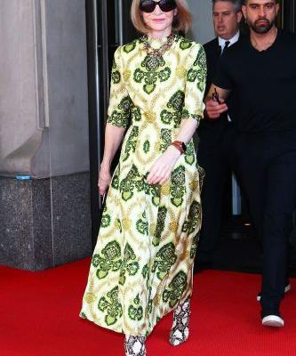 """Anna Wintour Just Made an Age-Old Style """"Mistake"""" Look Chic"""
