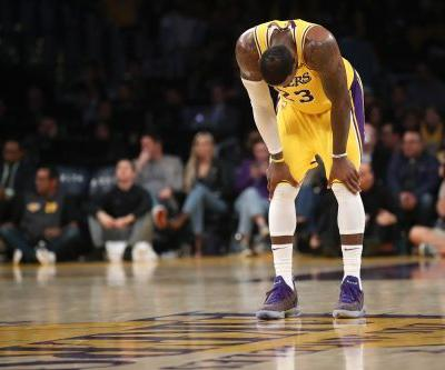 The Lakers aren't even best team in LA as free fall continues