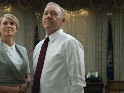 Robin Wright Believes Kevin Spacey Can Come Back From Assault Allegations