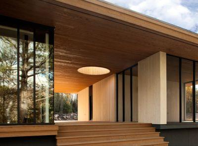 Country House in Lanaudière / STOA ARCHITECTURE