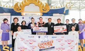 Thailand witnesses a record 12 million visitors on the first 4 months of this year