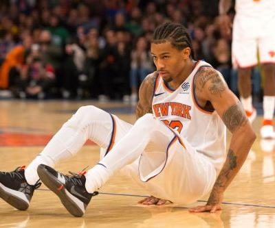 Trey Burke miserable after David Fizdale's 'stink play'