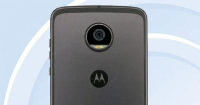 Moto Z2 Play at TENAA has an even more disappointing battery