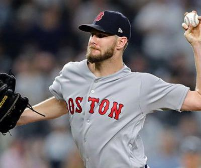 Chris Sale blames jewelry for illness and missed Red Sox start