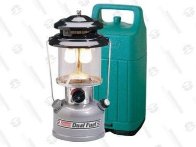 This Discounted Lantern Can Also Run On Regular Gasoline