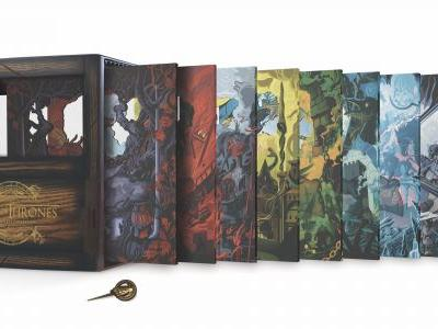 Game of Thrones: The Complete Collection Blu-ray Set Available In December