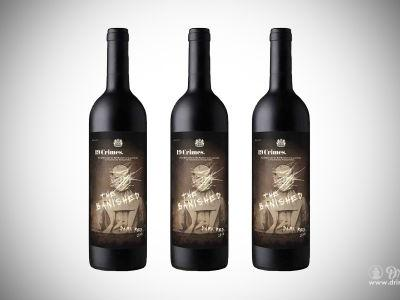Your New Go-To Red Blend Has A Criminal Dark Side