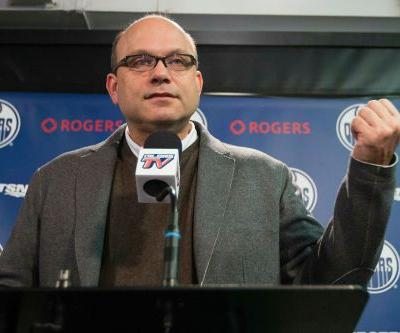 Oilers couldn't even wait for game to end to fire Peter Chiarelli