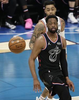 His last All-Star complete, Wade turns focus on playoff push