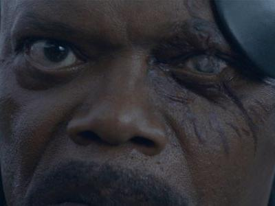 Captain Marvel Will Reveal Exactly How Nick Fury Lost His Eye