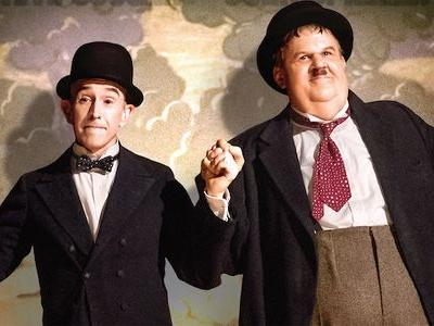 How John C. Reilly And Steve Coogan's Comedic Duo Pasts Influenced Stan And Ollie