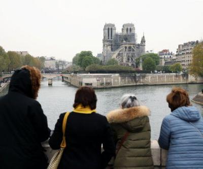 A Late Professor Digitally Scanned Notre Dame. Now His Work May Give the Cathedral New Life