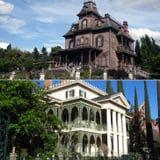 4 Reasons the Haunted Mansion at Disneyland Paris Is the Creepiest of Them All