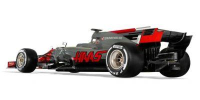 Here's The Car That Will Haul Some Haas For America In Formula One