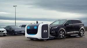 Robot valet parking soon to be a reality at Gatwick