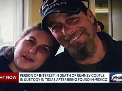 Person of interest in death of Rumney couple in custody in Texas after being found in Mexico