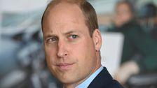 Prince William Gives Update On Hospitalized Grandfather Prince Philip