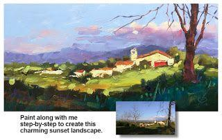 PAINT ALONG with TOM BROWN