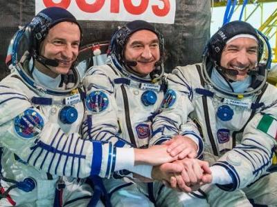 Watch 3 Astronauts Launch to Space on Apollo 11's 50th Anniversary