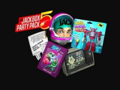 Jackbox Party Pack 5 Has a Release Date